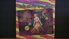 The Ventures/Annette & Frankie + - All Year Party Vol. 1 - Martian Records LP