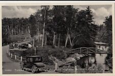 Postcard Tomiko River + Bridge Ferguson Highway Northern Ontario Canada
