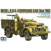 Tamiya 35092 British L.R.D.G. Command Car 30cwt Truck 1/35