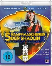 THE KID WITH THE GOLDEN ARM ( SHAW BROTHERS ) - Blu Ray Region B/UK -Jin Bi Tong