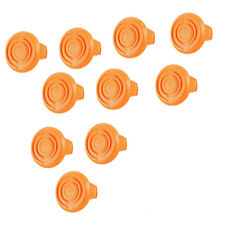 10Pc Spool Cap Cover Trimmer Edger Cordless for Trimmers 50006531 WORX GT WA6531