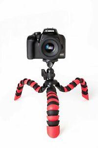 Tripod Flexibel Kamerastativ Stativ Kamera flexibles Tischstativ Reisestativ PRO