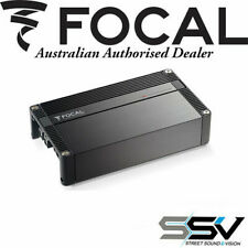 Focal FPX 4.800 4/3/2-Channel Amplifier
