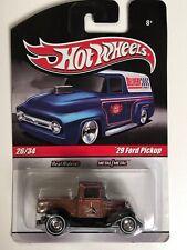 2010 Hot Wheels '29 Ford Pickup Real Riders