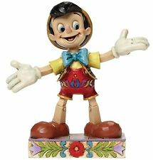 Disney Traditions Shore Got No Strings Pinocchio Figurine Ornament 10cm 4045249