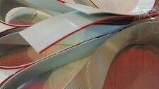 FLACHKABEL 14 adrig grau 2,54mm ca. 0,14qmm 3m   1329F