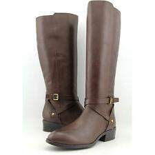 Lauren Ralph Lauren Mariah-W Women US 7.5 Brown Knee High Boot Blemish  15543