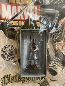 Eaglemoss Classic Marvel Figurine #112 Stan Lee's BLACKKNIGHT. Mint