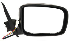 NEW DOOR MIRROR for HOLDEN RODEO RA 2003 - 2008 ELECTRIC BLACK RIGHT SIDE RH