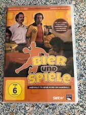 dvd serien komplett-Kult-Serie Bier und Spiele-alle 14 Folgen
