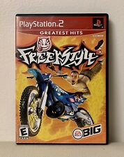 New listing Freekstyle (Sony PlayStation 2, 2002) PS2 Game Greatest Hits - Complete W/Manual