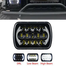 LED Work Lamp Head Light Hi-Lo Beam Halo DRL For Jeep Cherokee XJ 85W Effective
