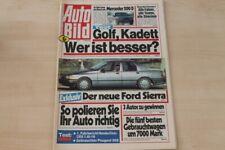 3) Auto Bild 12/1986 - Honda Jazz Automatik mit 55 - Tips für Peugeot 305 Gebrau