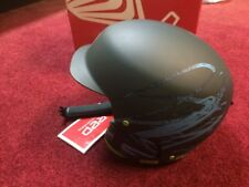 New In Box Red Brand (Burton) Snowboarding Helmet Youth Size 53-55 Youth Large