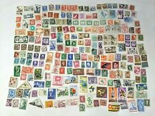 VTG Lot of Mixed Worldwide Mexico Eire Brazil Postage Stamps Collection Cent #12