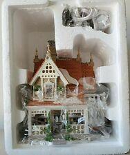 "Dept 56 #56576 ""Bob White Cottage"" New England Village.New In Box"