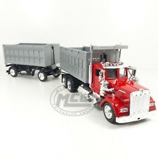 1/43	CAMION TRUCK TRAILER KENWORTH W900 ROJO/GRIS RED/GREY NEW RAY