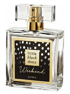 Avon Little Black Dress Weekend Eau de Parfum Spray for her 50 ml New Boxed