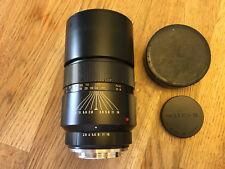 Leitz Wetzlar Elmarit-R 180mm F/2.8 Leica Lens