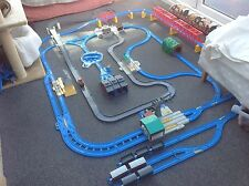 TOMY TRACKMASTER THOMAS THE TANK ENGINE ULTIMATE RAILWAY LAYOUT
