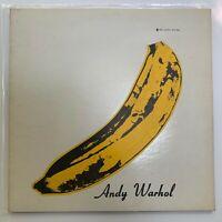 VU Velvet Underground Nico Banana Stereo Vinyl VG+/ EX - PSYCH GARAGE Punk Lp
