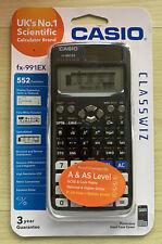 Casio FX-991EX Advanced Scientific Calculator 3 Year Guarantee GCSE A & AS Level