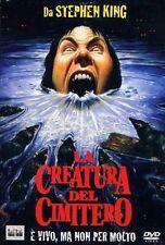 La Creatura Del Cimitero (1990) DVD