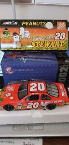 Action RCCA 2002 Pontiac Grand Prix #20 Tony Stewart Great Pumpkin 1:24 Diecast