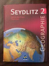 Seydlitz 2 Geographie Schülerbuch ISBN 3-507-52606-9 Rheinland-Pfalz