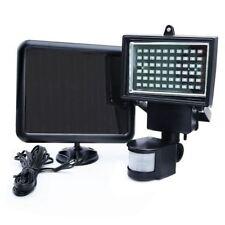 New 60 LED Solar PIR Motion Sensor Security Floodlight Garden Light Outdoor
