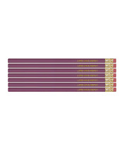Lord have Mercy Hexagon Pencils. Southern Phrases. USA Made-NON Toxic #2 Lead