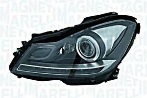 MERCEDES C-CLASS W204 2011- LED Facelift Bi-Xenon Headlight Front Lamp AFS LEFT