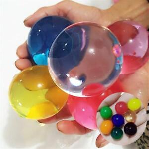 100PCS Large Jumbo Giant Orbeez Magic Garden Water Beads Magic Aqua Balls Big