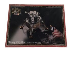 Revell The History Makers Tranquility Base 1/48 Model Kit # 8604  Factory Sealed
