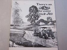 Reprint There's an Oil Pull for every Road Job Rumely Brochure LOTS More Listed