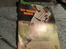 Kirk Gibson Sports illustrated- March 24, 1980