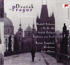 YO-YO MA/ITZHAK PERLMAN/+ - DVORÁK IN PRAGUE: A CELEBRATION  CD NEU