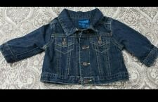 Genuine Oshkosh Bgosh Baby Size 0-3 Month Jean Jacket.