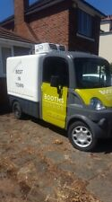 Electric Coffee Van