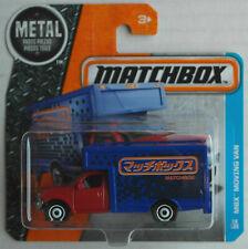 Road Mauler camion en blanc Matchbox échelle 1:64 Neuf dans sa boîte NEUF