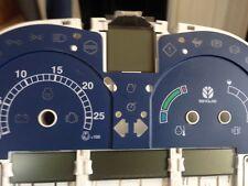 new holland dash clock/ hour meter Jcb