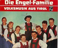 """ENGEL FAMILIE LP10"""" 25CM VOLKSMUSIK AUS TIROL PORT GESTEHUNGSKOSTEN PORT REDUIT"""