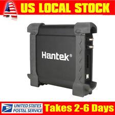 Hantek 1008C 8 Channel Virtual Automotive Oscilloscope DAQ Signal Generator Tool