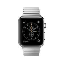 Wasserdichte Series 2 Apple Watch Smartwatches aus Edelstahl