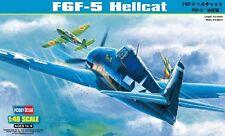 HBB80339 - * Hobbyboss 1:48 - F6F-5 Hellcat,