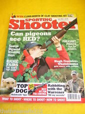 SPORTING SHOOTER - CAN PIGEONS SEE RED - JULY 2004