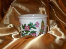 """Portmeirion botanic garden rhododendron small planter 3"""" high/3.5 diameter"""