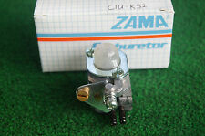 GENUINE ZAMA CARBURETOR C1U-K52 = ECHO # 12520013314 12520013311