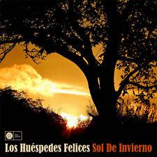 """LOS HUESPEDES FELICES Sol De Invierno 10"""" . pop beat ye-ye los brincos freakbeat"""