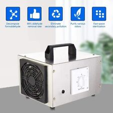 10000mg/h Portable Ozone Generator Ozone Machine Household Home Air Purifier Us